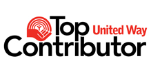 United Way Top Contributer